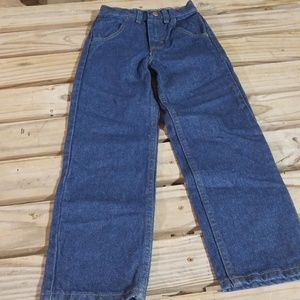 Other - Boy's jeans Rustler are hard plain jeans